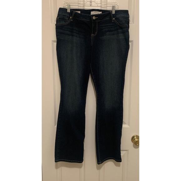 torrid Denim - Torrid Barely Boot Jeans